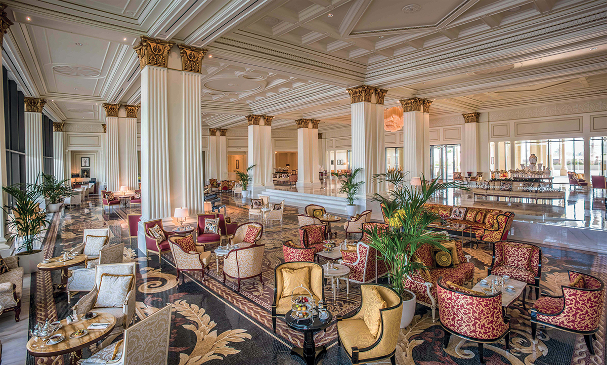 Palazzo Versace Dubai: Gorgonas karaliste un antīkā maģija