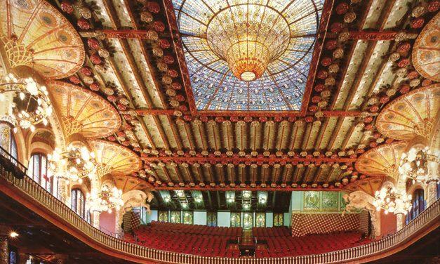 Aр нуво. Барселона: архитектурный феномен