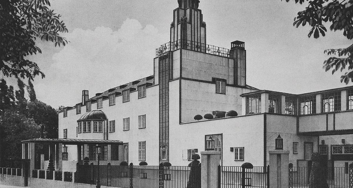 Art Nouveau. Ciemiņš no nākotnes Jozefs Hofmanis