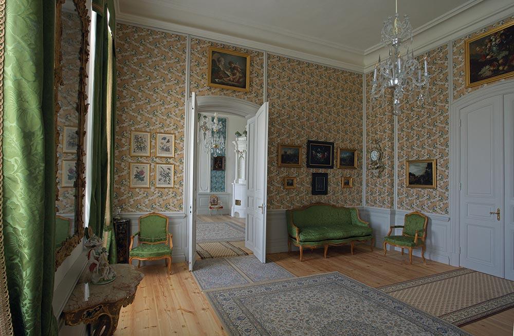 Салон герцогини.