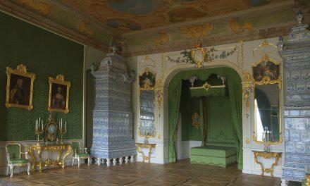 Барокко. «Малые апартаменты» в Рундальском дворце