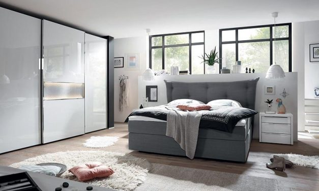 Спальня мечты