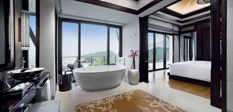 Vannas istaba – personiskā relaksācijas teritorija