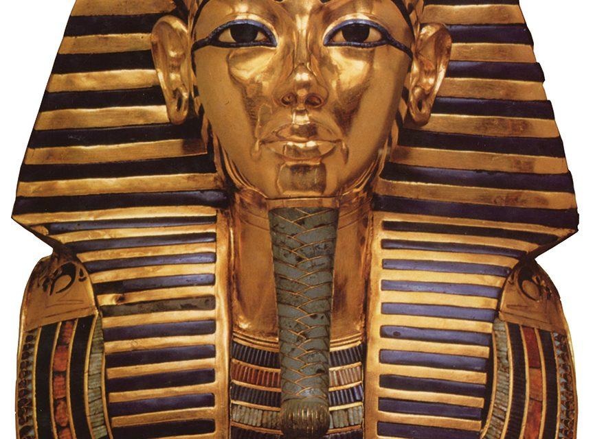 Art deco: ēģiptomānija