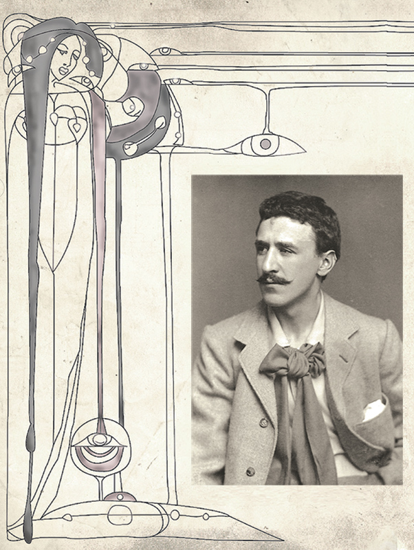 Art nouveau. Novators, racionālists, universāls mākslinieks – Čārlzs Makintošs
