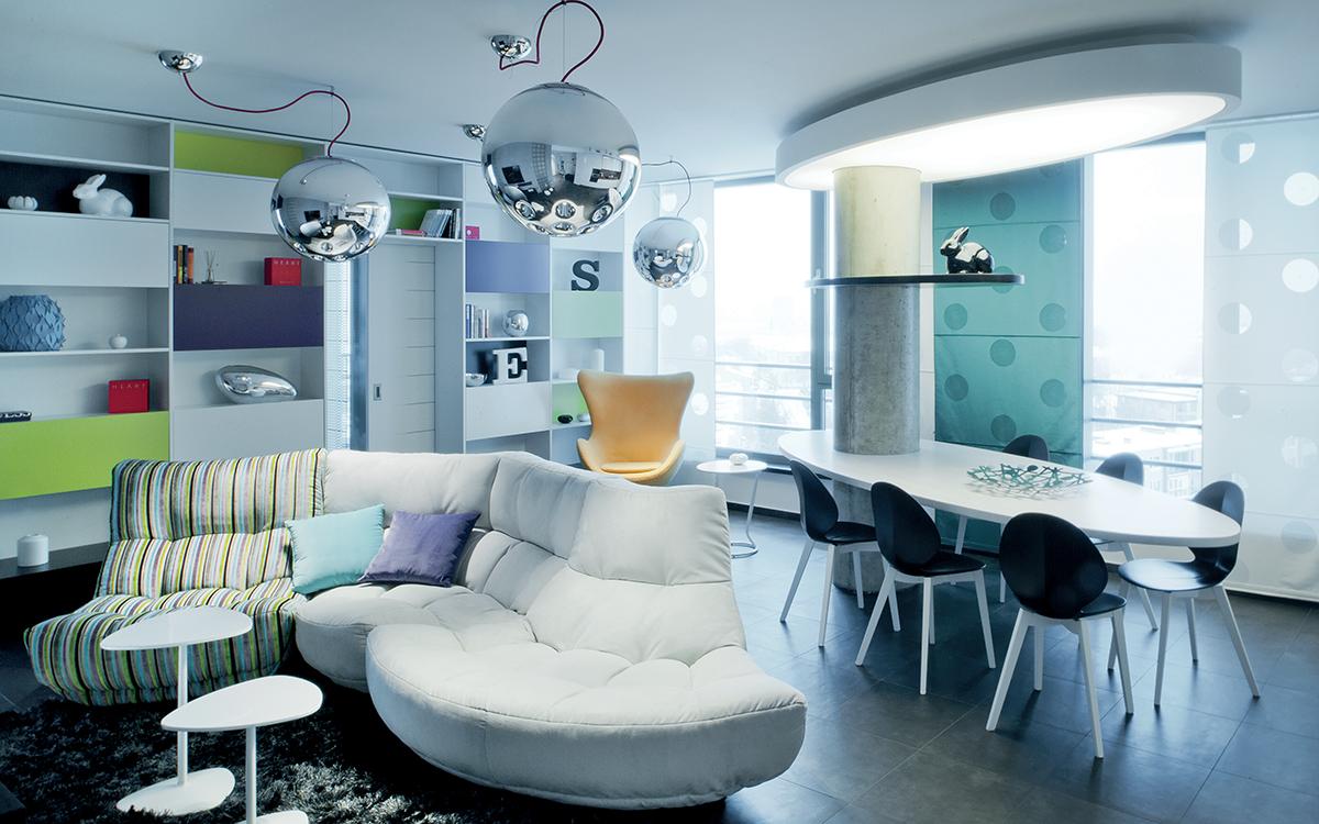 UrbanStyle на 10-м этаже