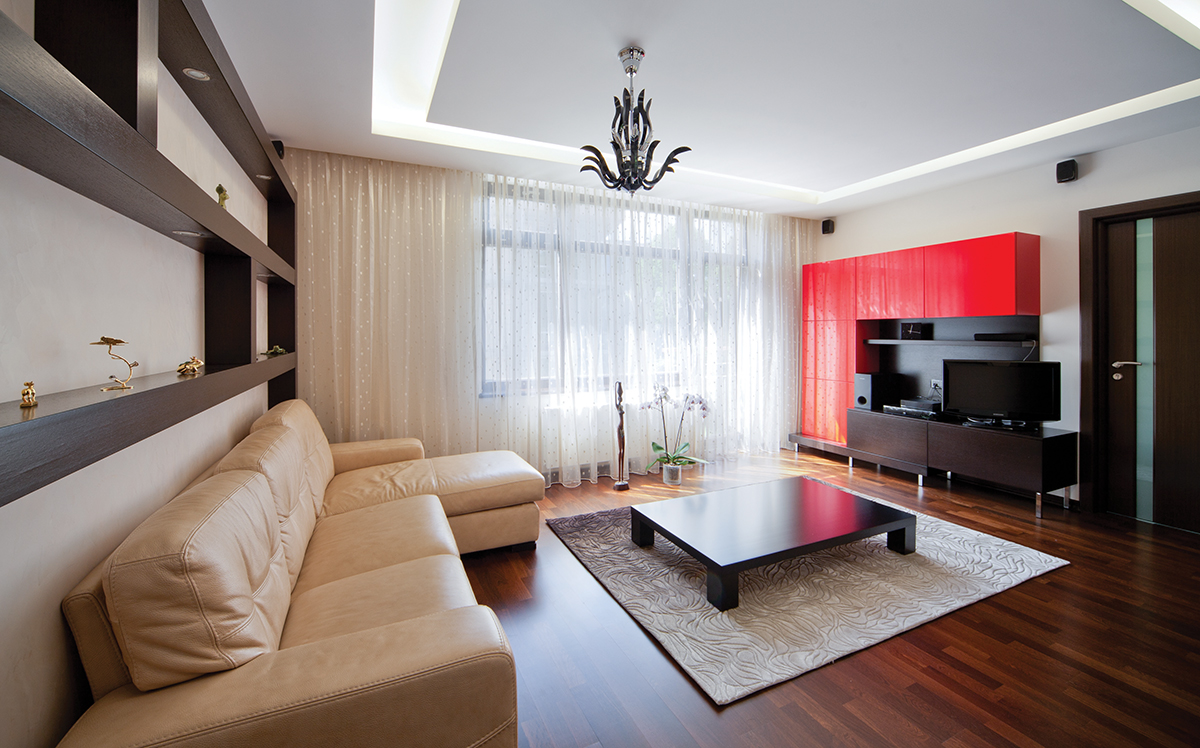 Квартира для бизнес-леди