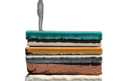 Cersaie: marmors, koks, audumi